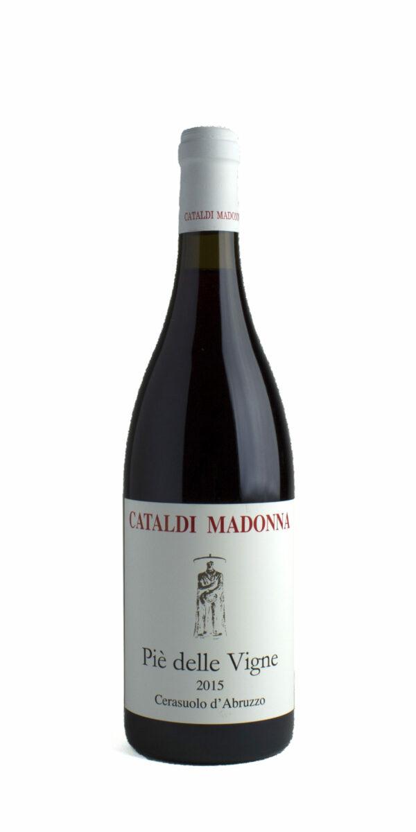 Cataldi Madonne Cerasuolo d'Abruzzo 'Piè delle Vigne' 2015