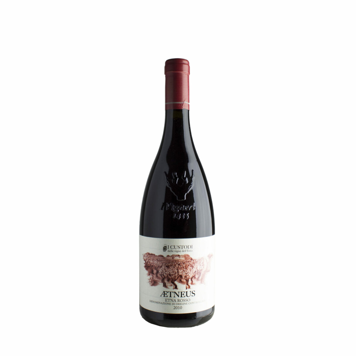 I Custodi delle vigne dell'Etna Etna Rosso 'Aetneus' 2010
