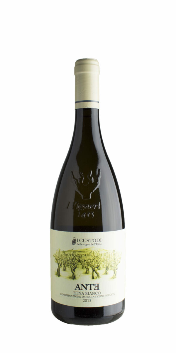 I Custodi delle vigne dell'Etna Etna Bianco 'Ante' 2015