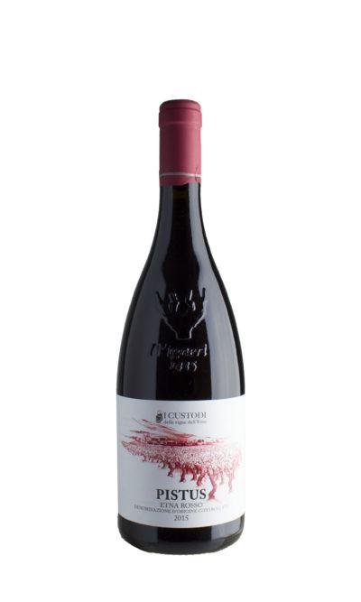I Custodi delle vigne dell'Etna Etna Rosso 'Pistus' 2015