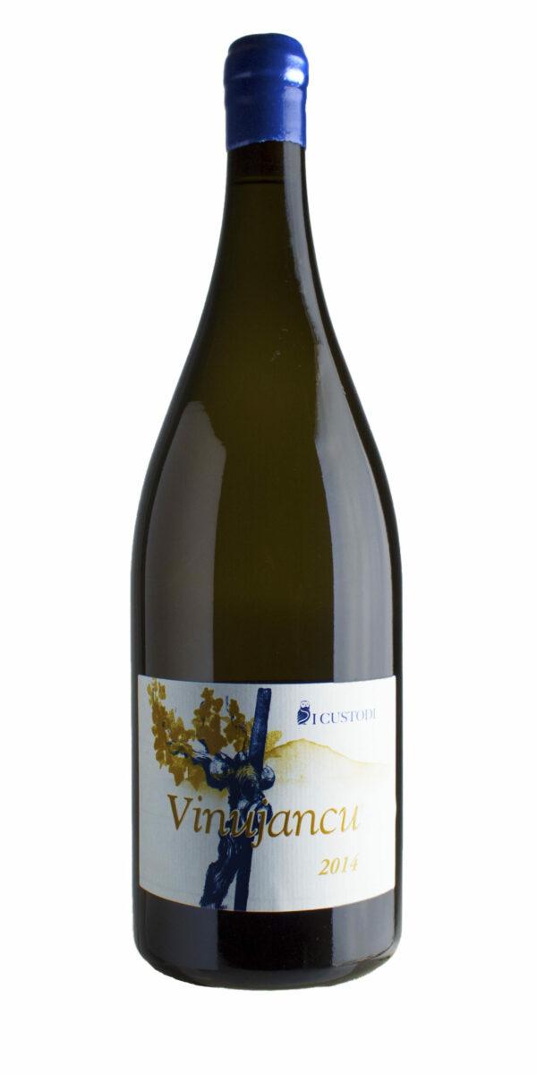 I Custodi delle vigne dell'Etna Etna Bianco 'Vinujancu' 2014 magnum