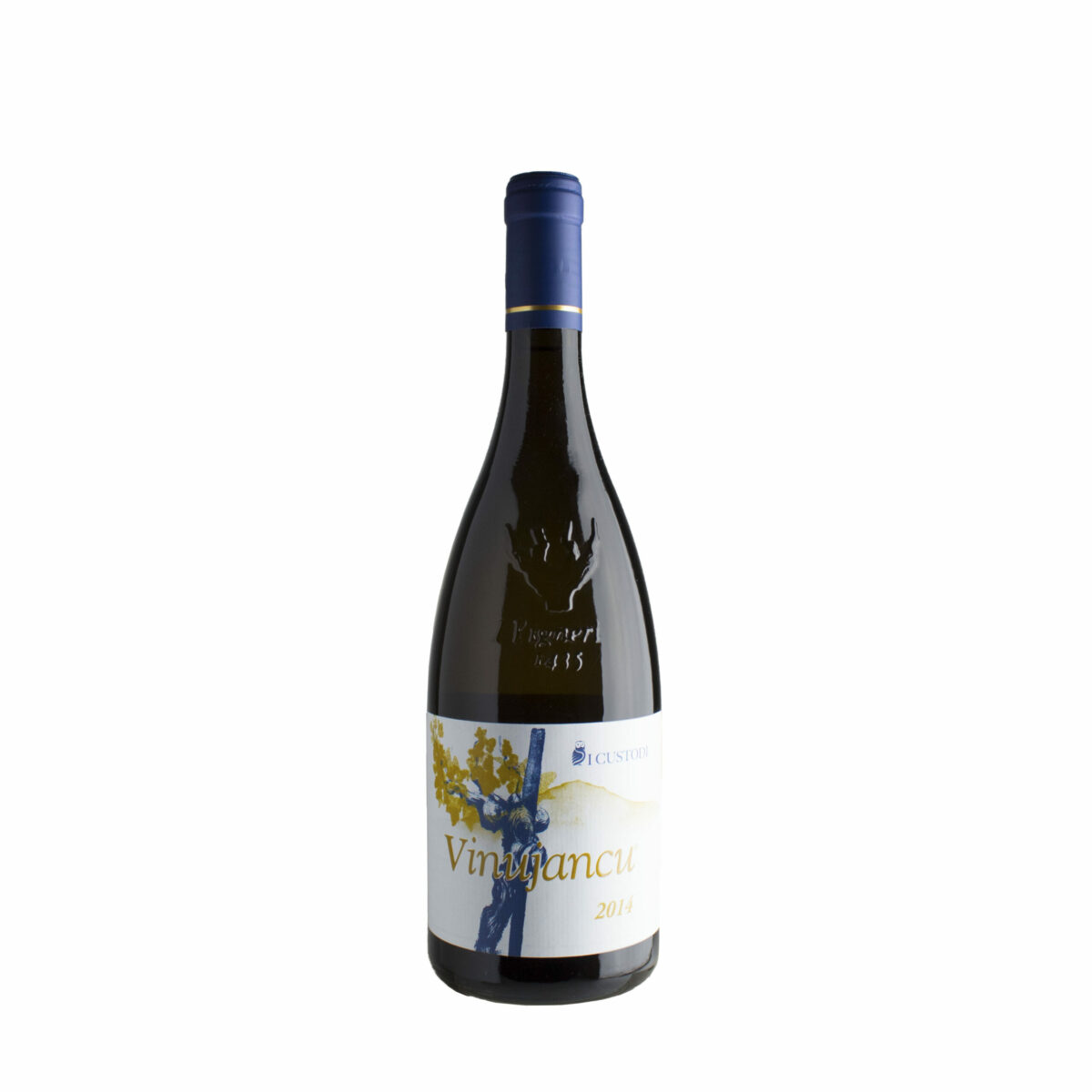 I Custodi delle vigne dell'Etna Etna Bianco 'Vinujancu' 2014