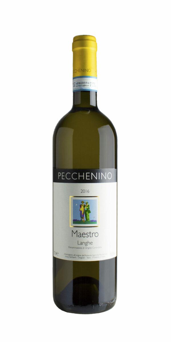 Pecchenino Langhe Chardonnay 'Maestro' 2018
