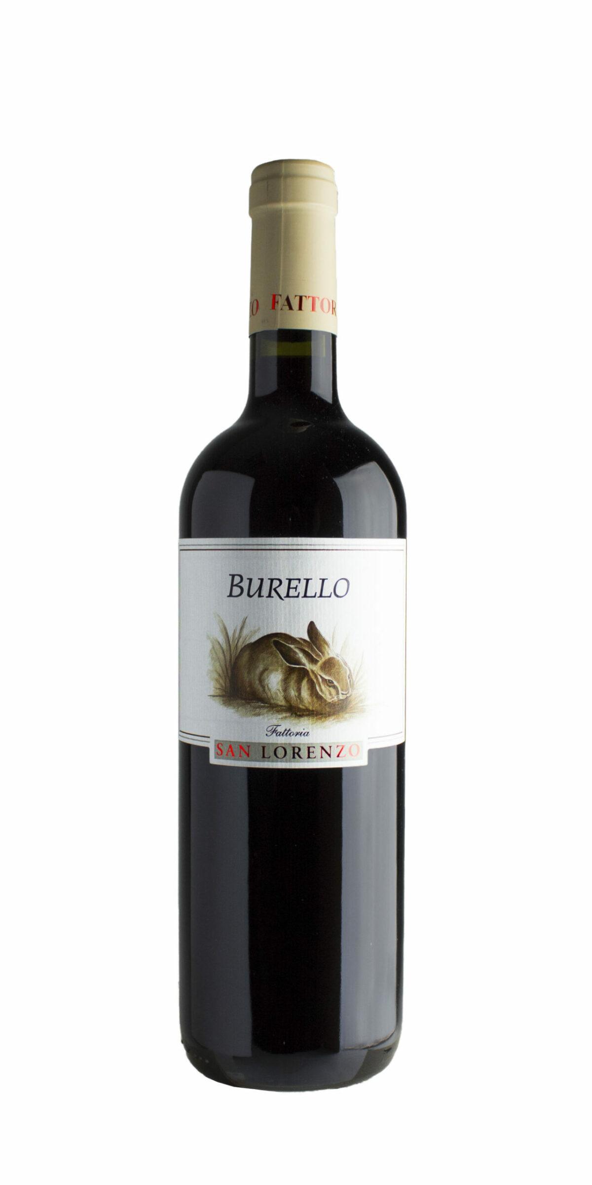 San Lorenzo Rosso Piceno 'Burello' 2013