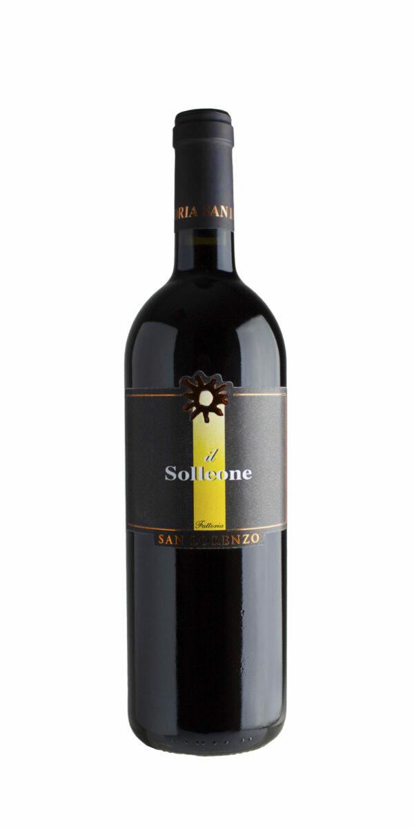 San Lorenzo Marche Rosso 'Il Solleone' 2009