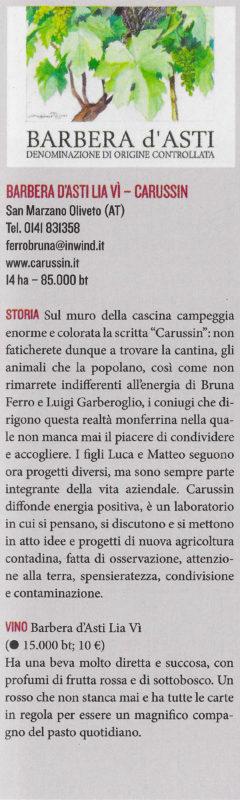 Carussin Barbera d'Asti Lia Vì