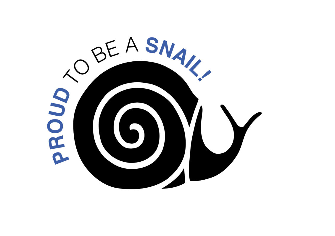 Proud to be a snail Slow Wine
