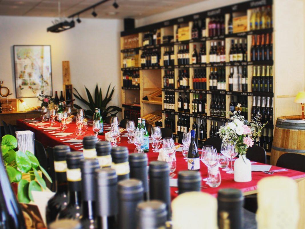 A Tavola wijnevenement op maat