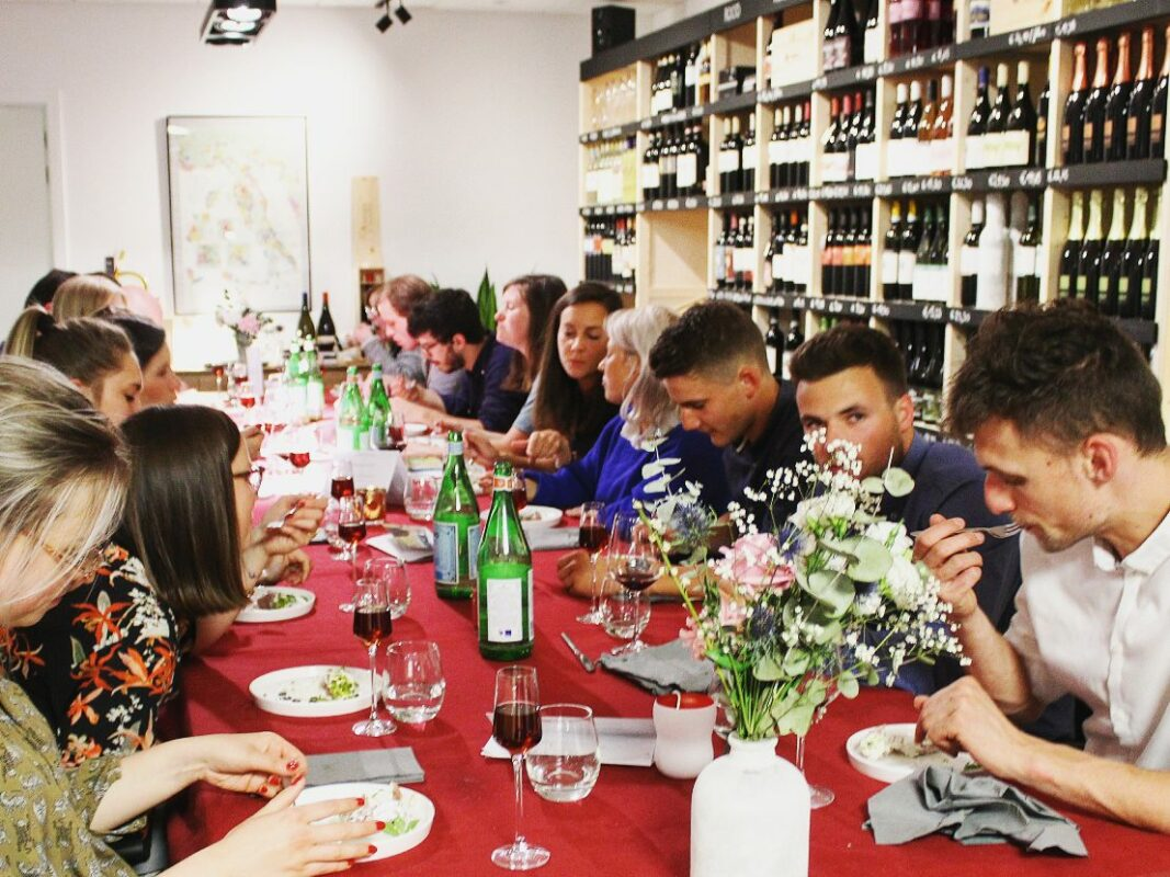 A Tavola gastronomisch evenement op maat