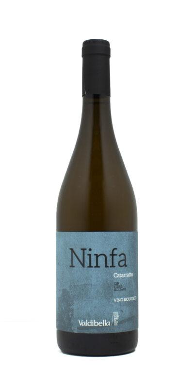 Valdibella Cataratto 'Ninfa' 2017 zonder sulfieten
