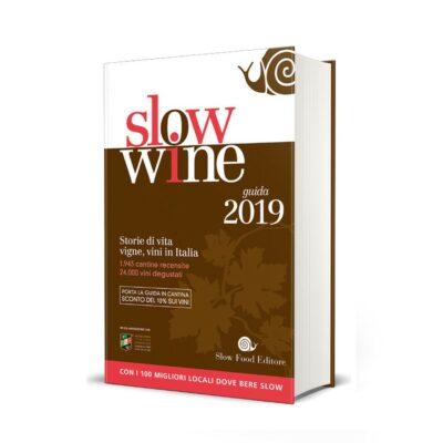 Wijngids Slow Wine 2019