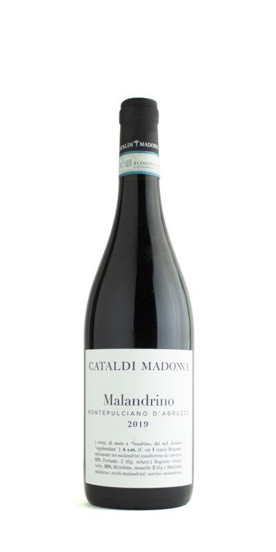 Cataldi Madonna Montepulciano d'Abruzzo Malandrino 2019 2 copyright Decanto