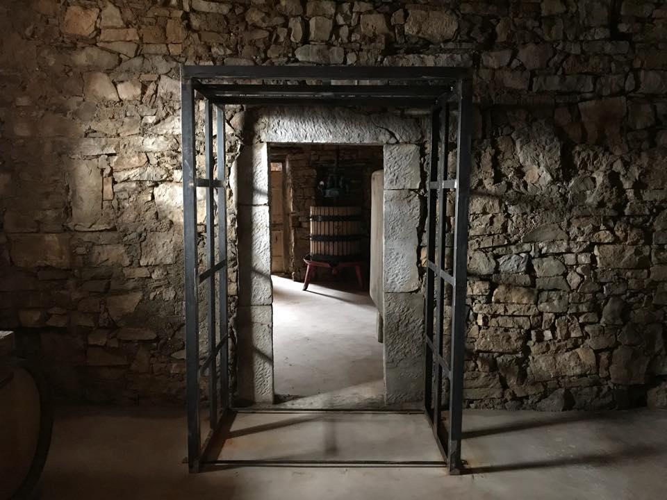 Cantina Divella wijnpers