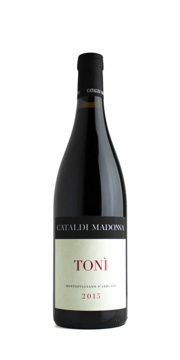 Cataldi Madonna Montepulciano d'Abruzzo Tonì