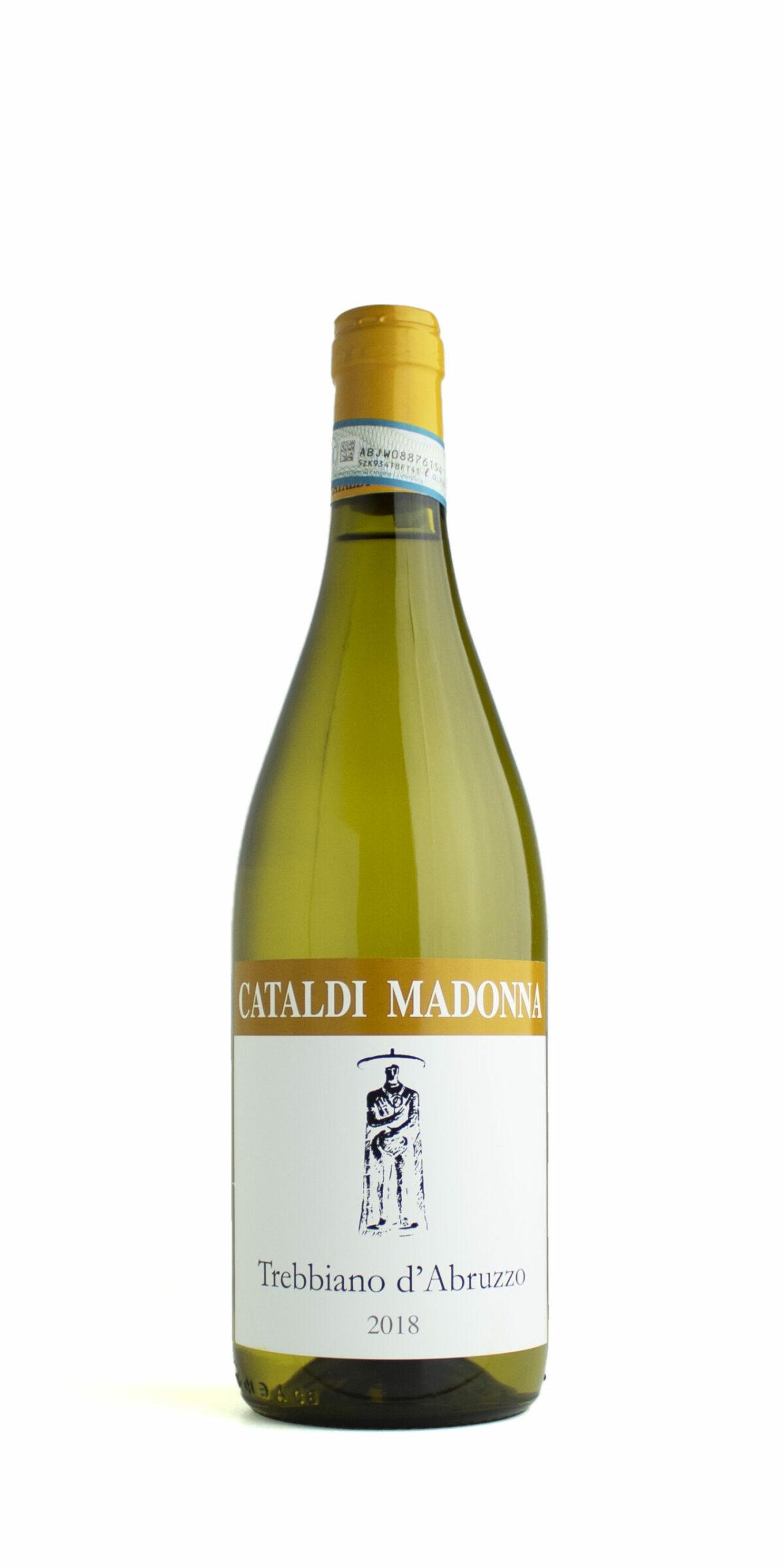 Cataldi Madonna Trebbiano d'Abruzzo 2018