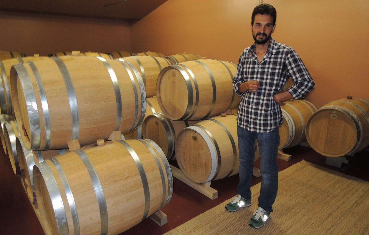 I Luoghi wijndomein