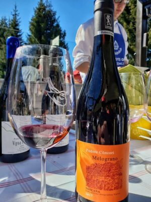 Melograno wijn