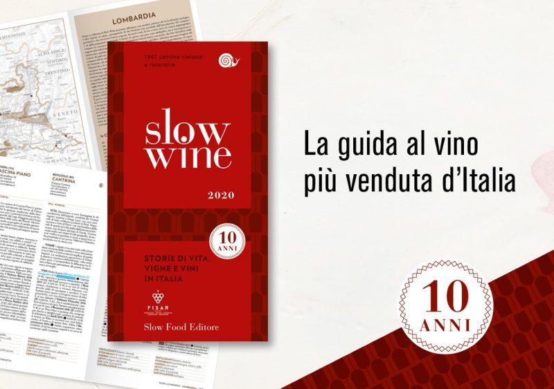 Wijngids Slow Wine 2020